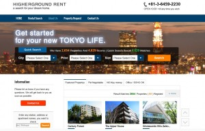 "agent fees are always 30% off. We also have ""no agent commission"" apartments. HIGHERGROUND RENT"