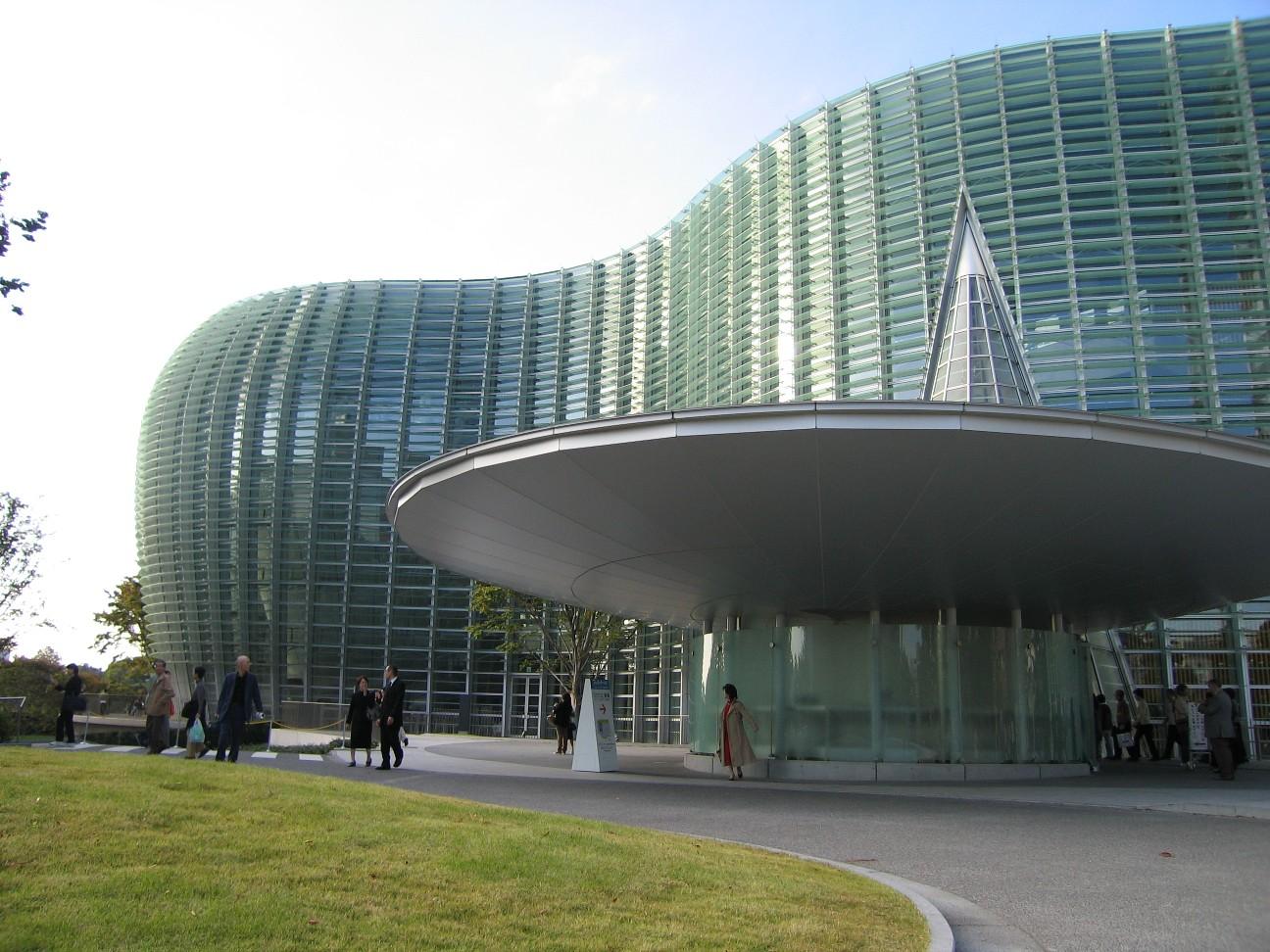 美術館 新 国立