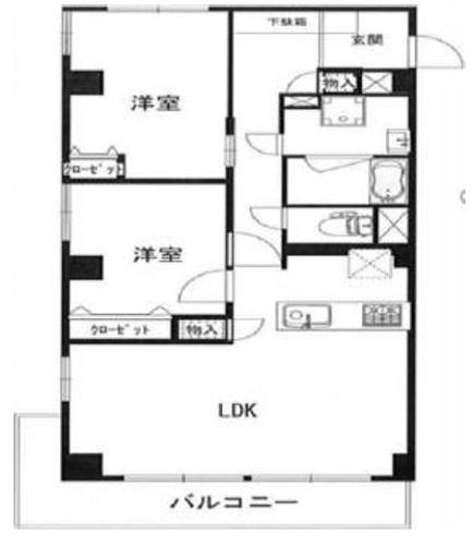 募集中 5F(2LDK/60.76㎡)5,980万円