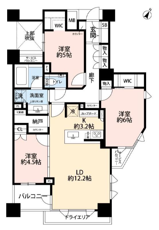 募集中 1F(3LDK/76.98㎡)9,980万円