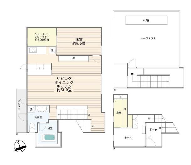 募集中 B号室(1LDK/93.50㎡)7,499万円