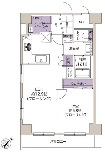 募集中 301号室(1LDK/48.06㎡)4,490万円